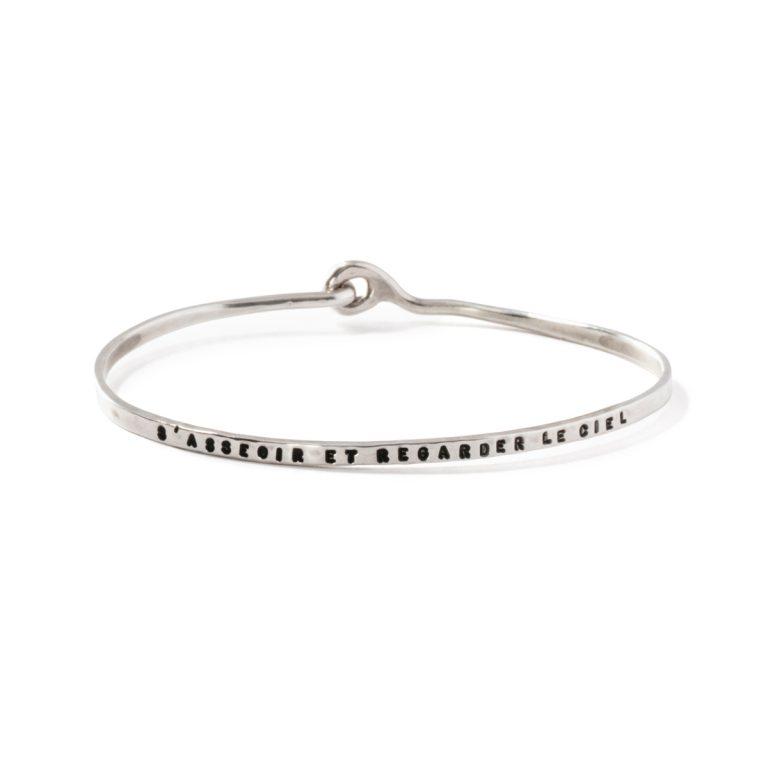 SERGE THORAVAL - S'asseoir et…|Bracelets