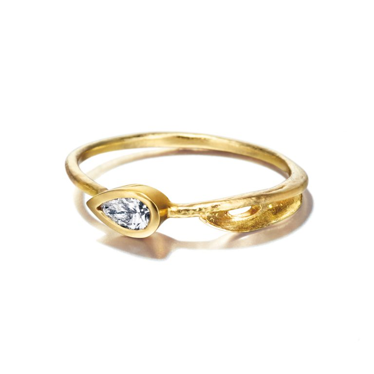 ALEX MONROE Tulip|Engagement Rings
