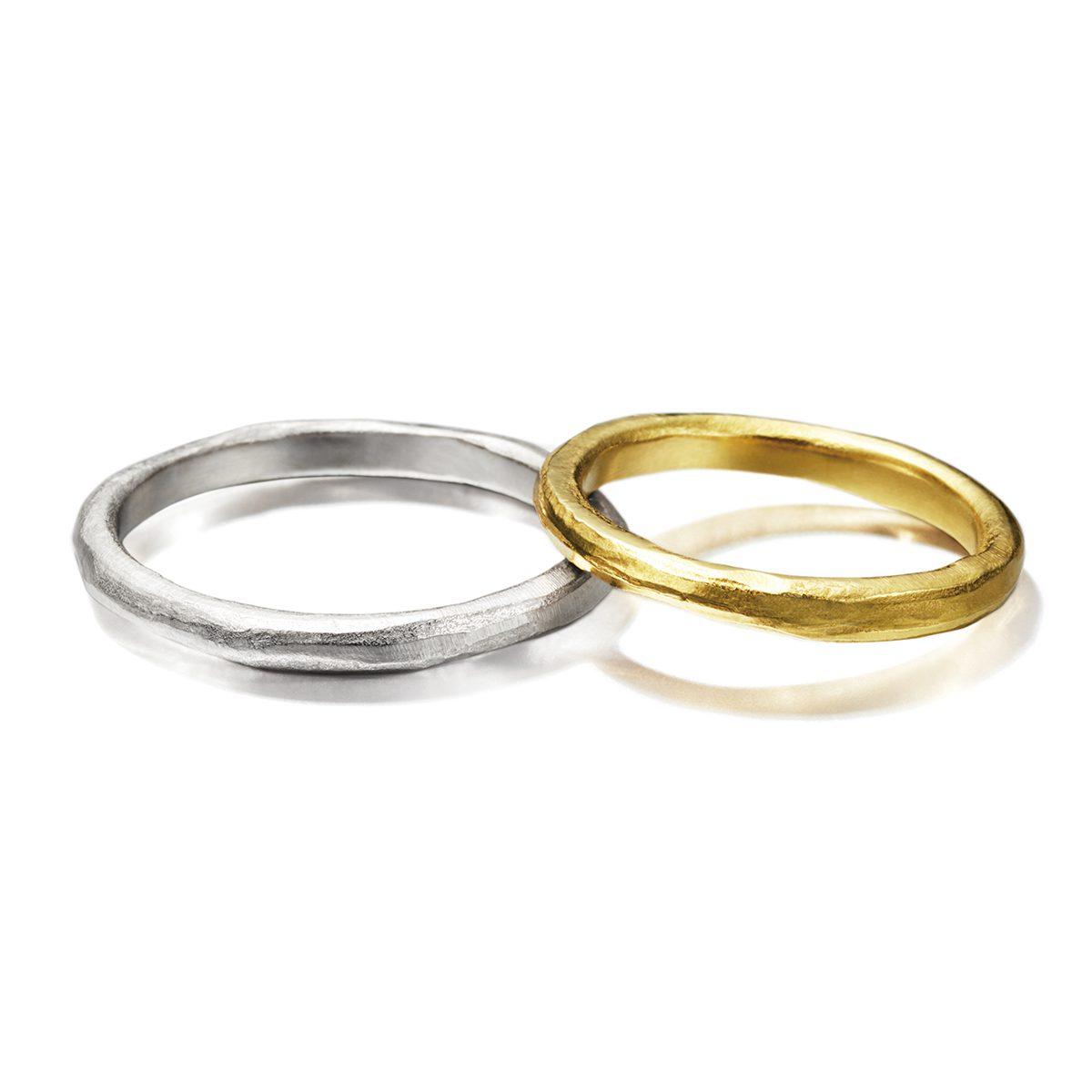 IOSSELLIANI - PROMESSA Marriage Rings