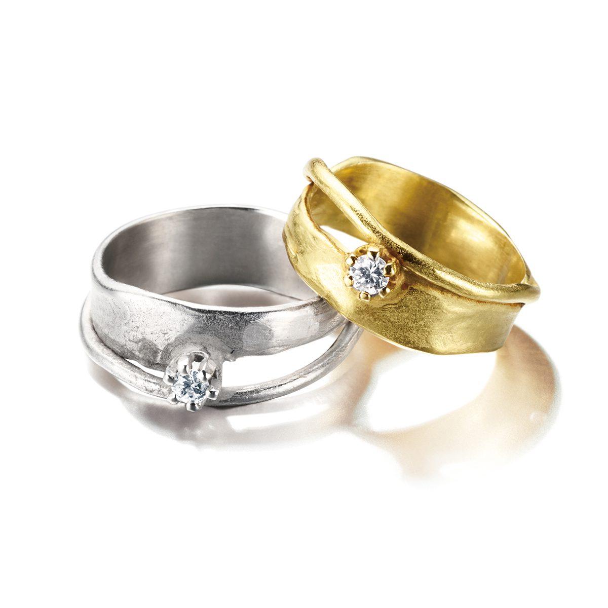 IOSSELLIANI - AMORE Marriage Rings