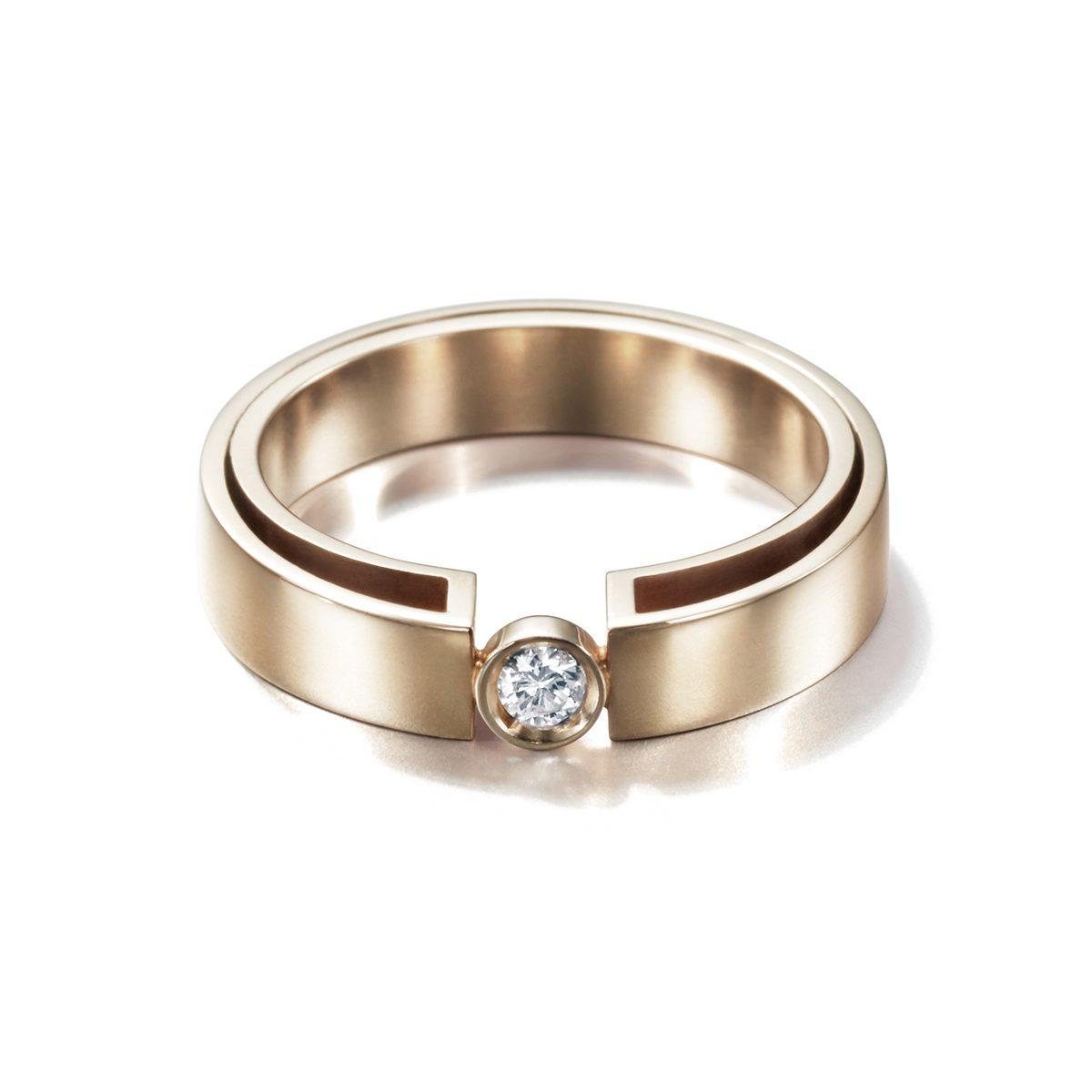 LIA DI GREGORIO DOPPIO|Engagement Rings