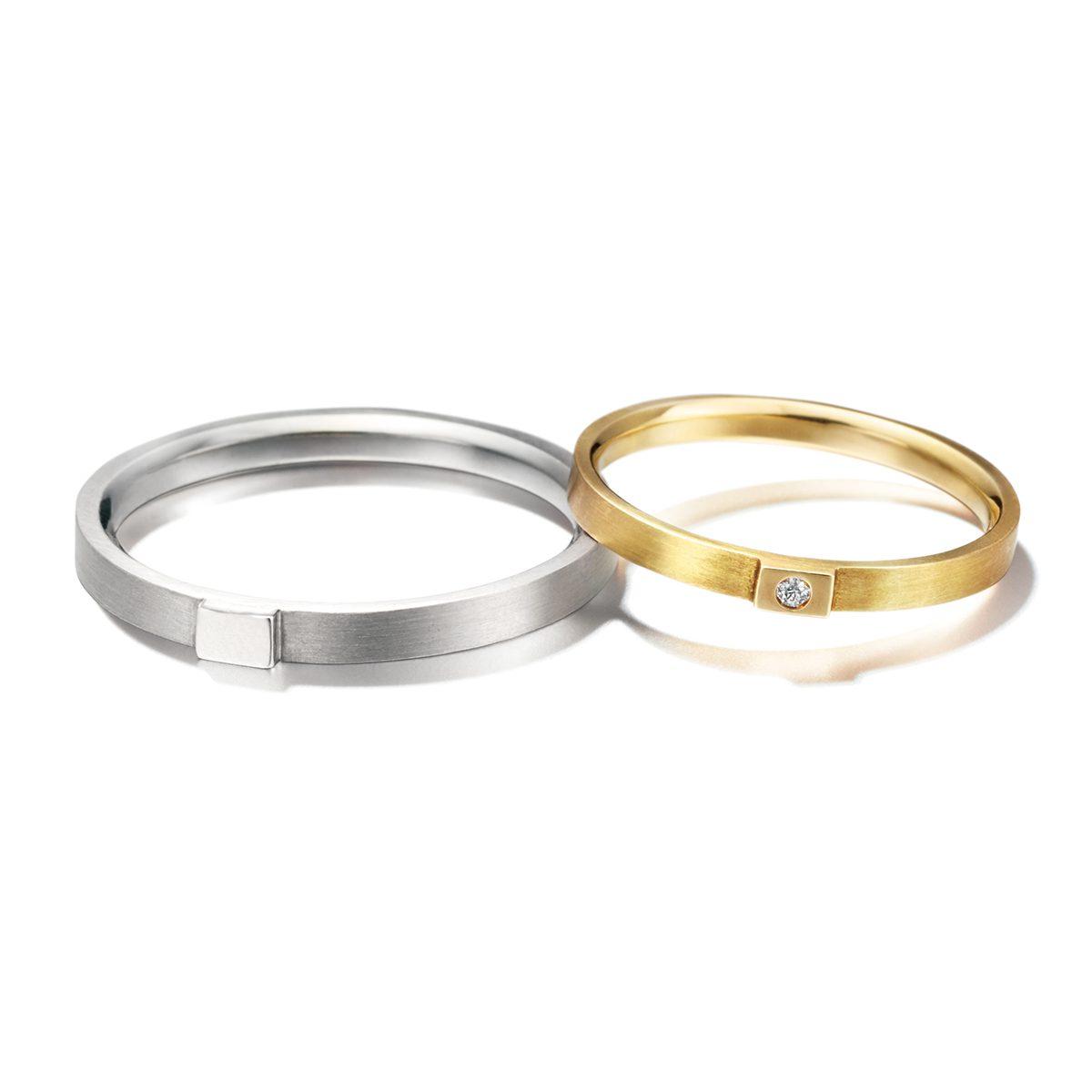 chigo - BEAUTIFUL LIFE Marriage Rings