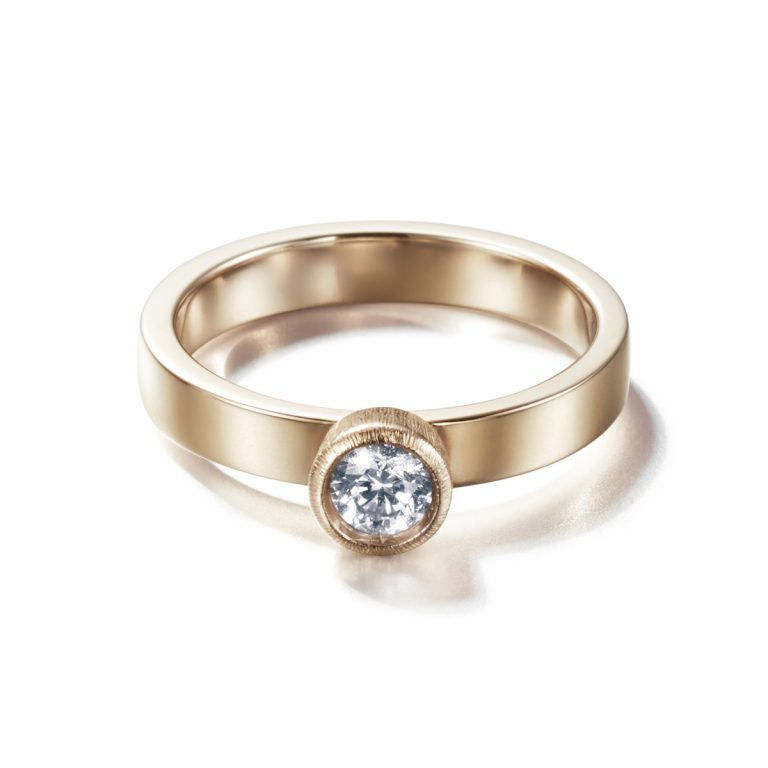 LIA DI GREGORIO TUNNEL|Engagement Rings
