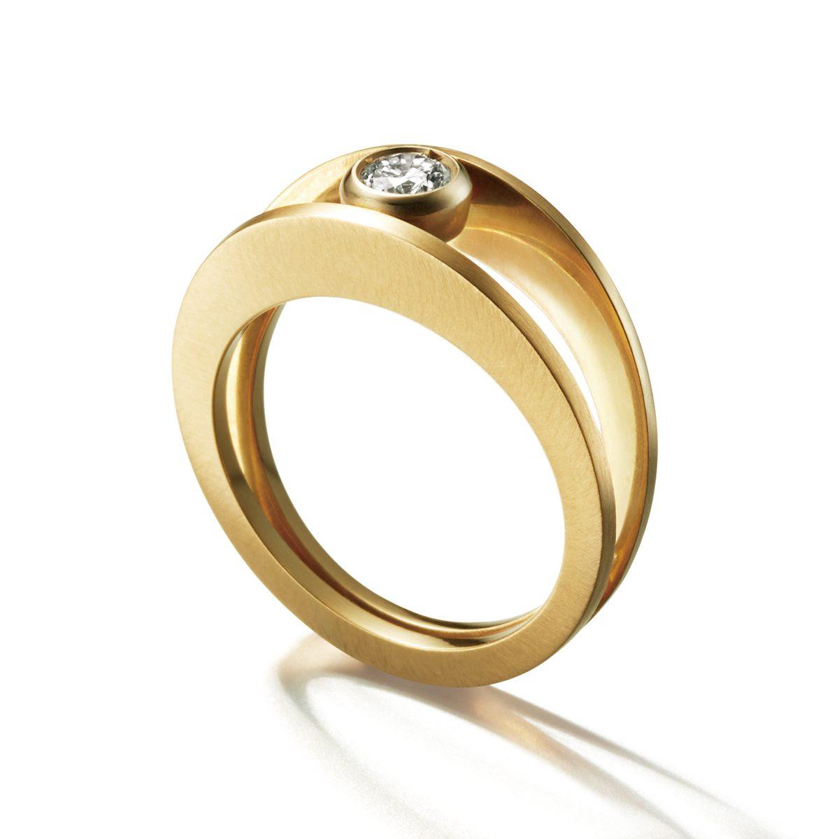 LIA DI GREGORIO CIRCLE |Engagement Rings