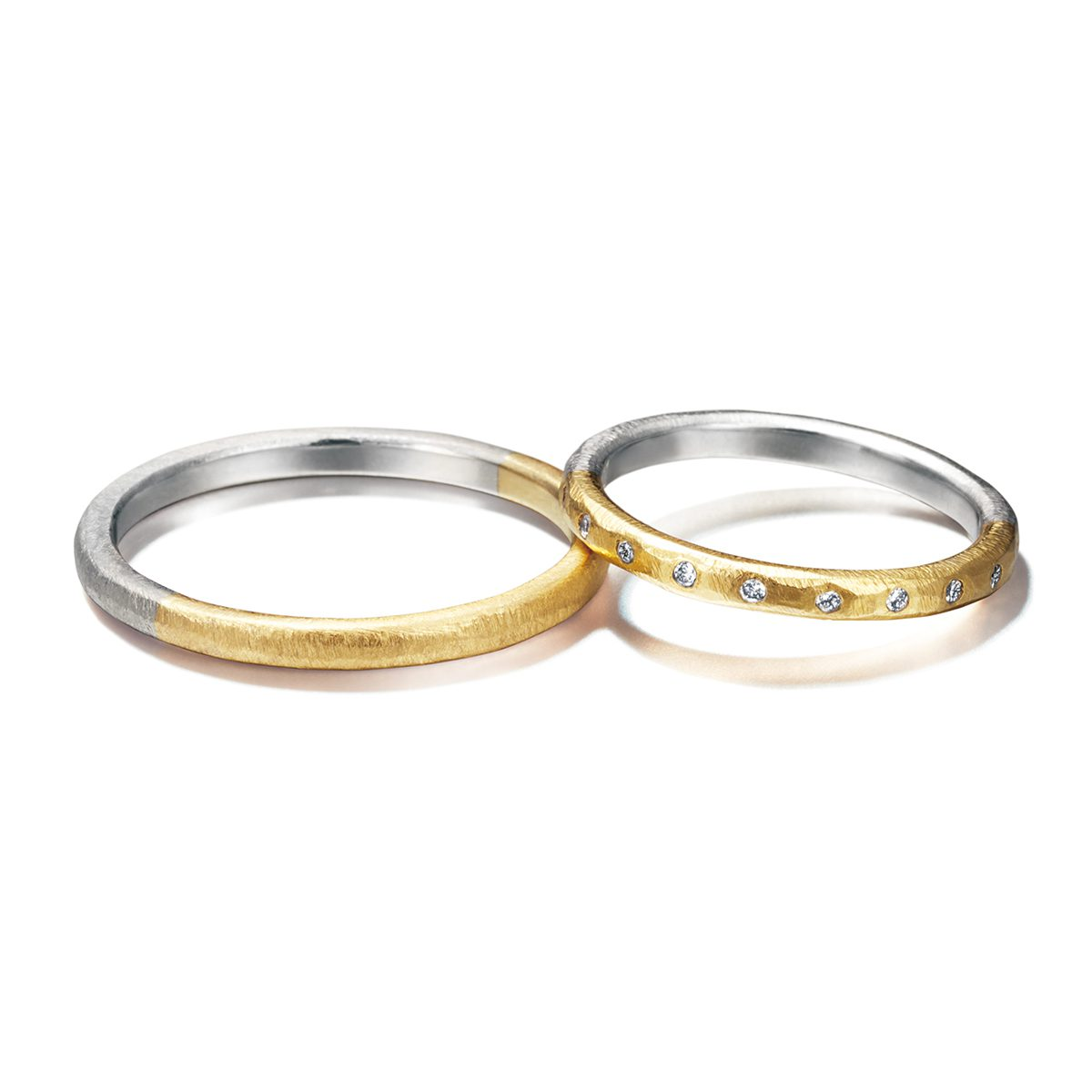 chigo - THE WAY WE LOVE Marriage Rings