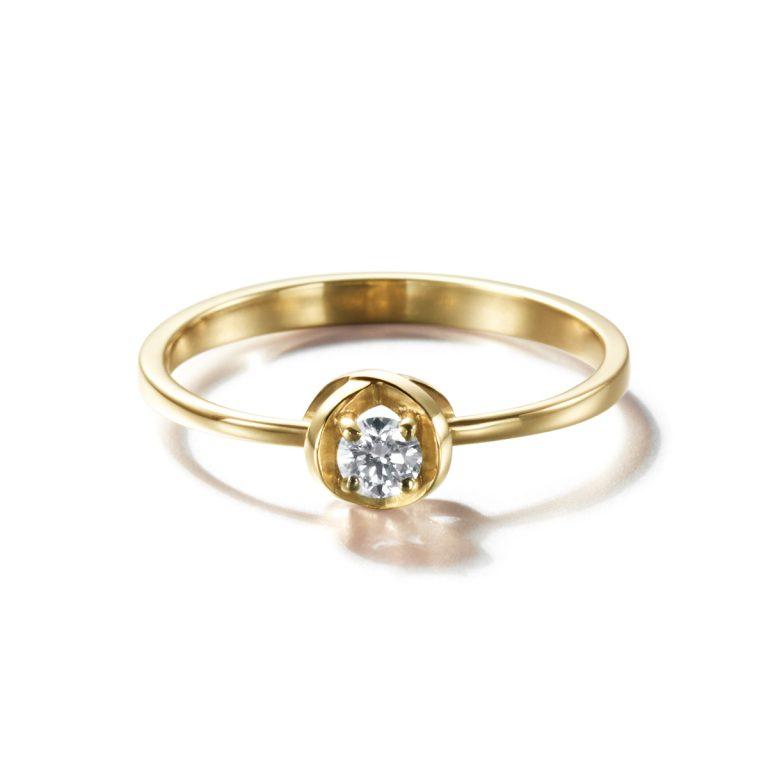 LIA DI GREGORIO NODO|Engagement Rings