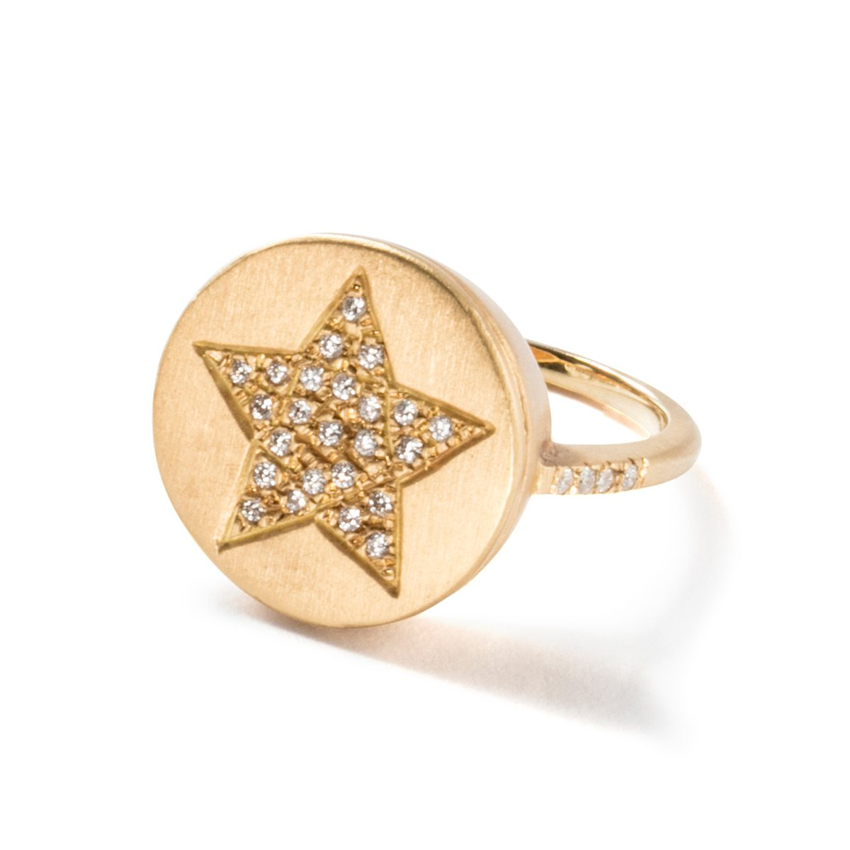 Calorina Bucci - STAMP RING|Rings