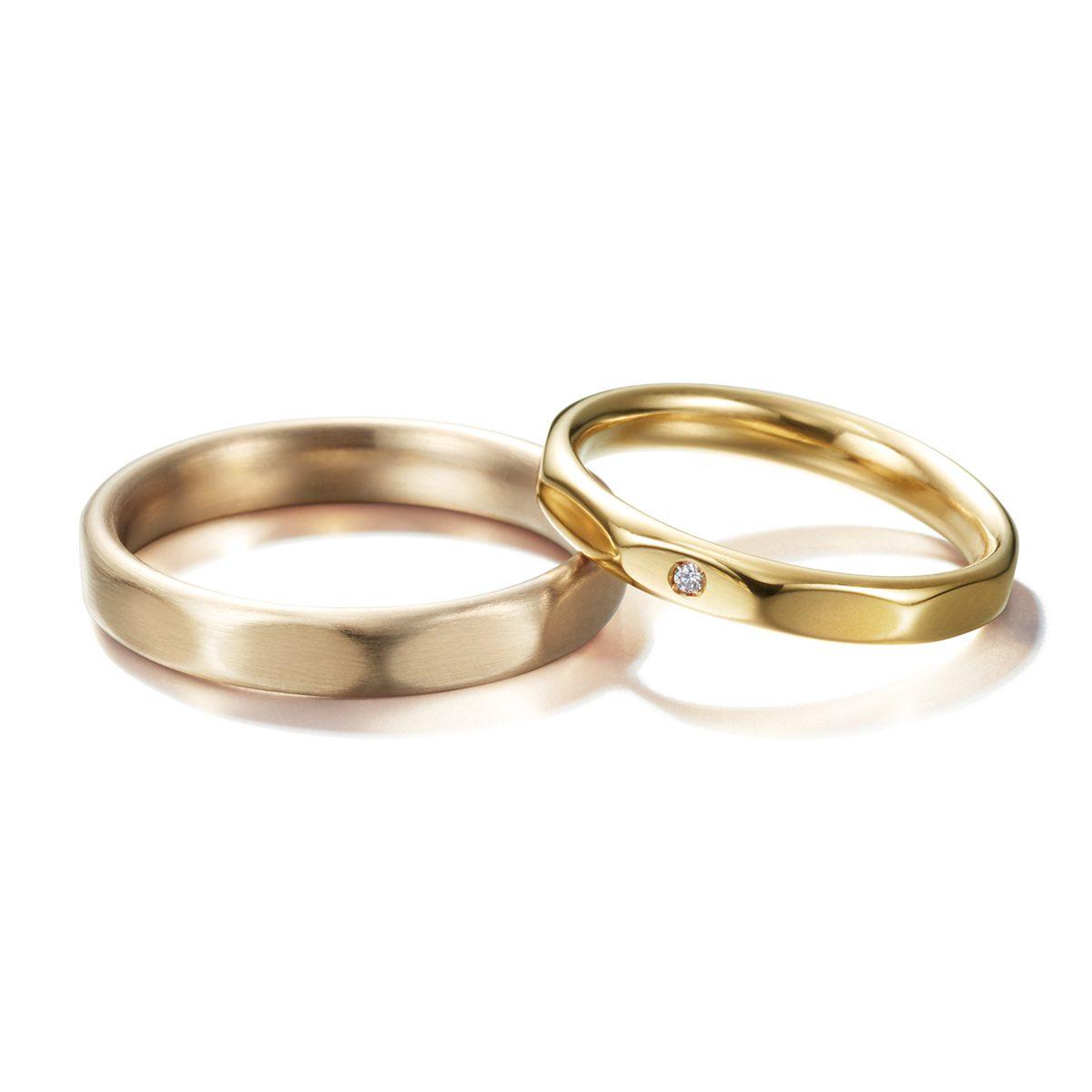LIA DI GREGORIO - POIS Marriage Rings