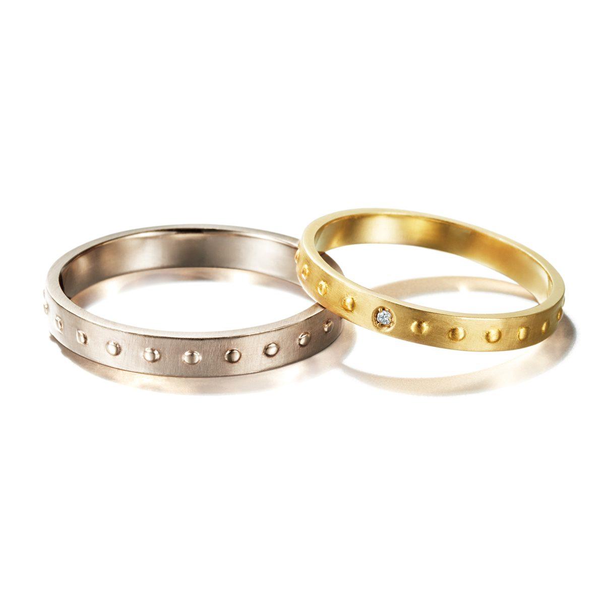LIA DI GREGORIO - DOTS Marriage Rings
