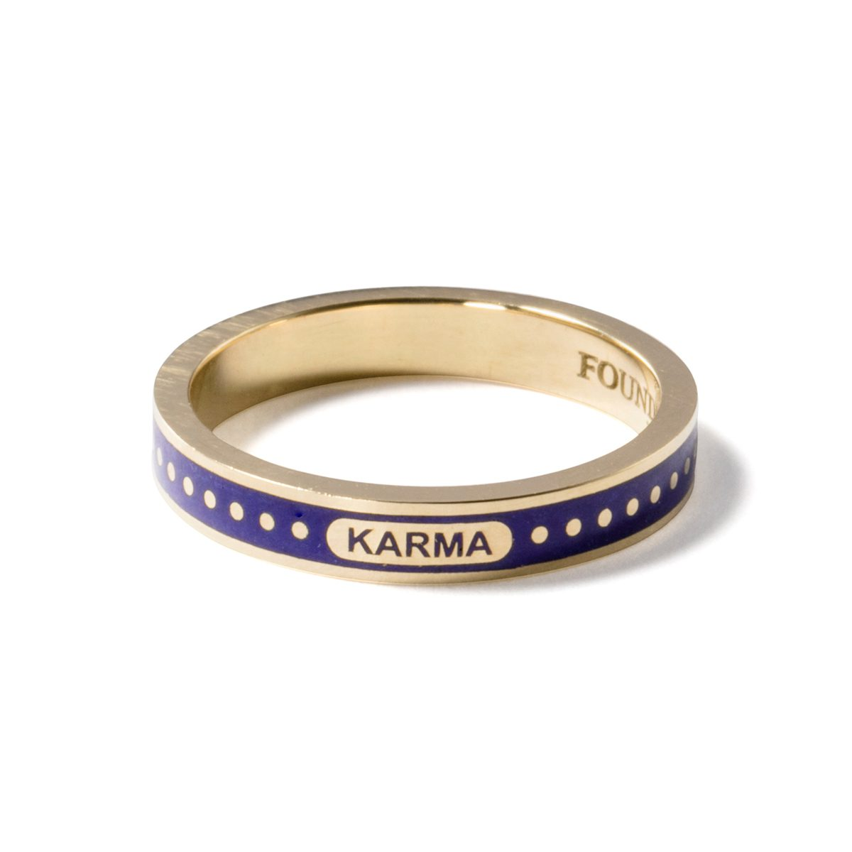 FOUNDRAE - KARMA|Rings