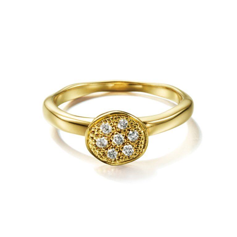 CORINNE HAMAK One Circle Wedding|Engagement Rings