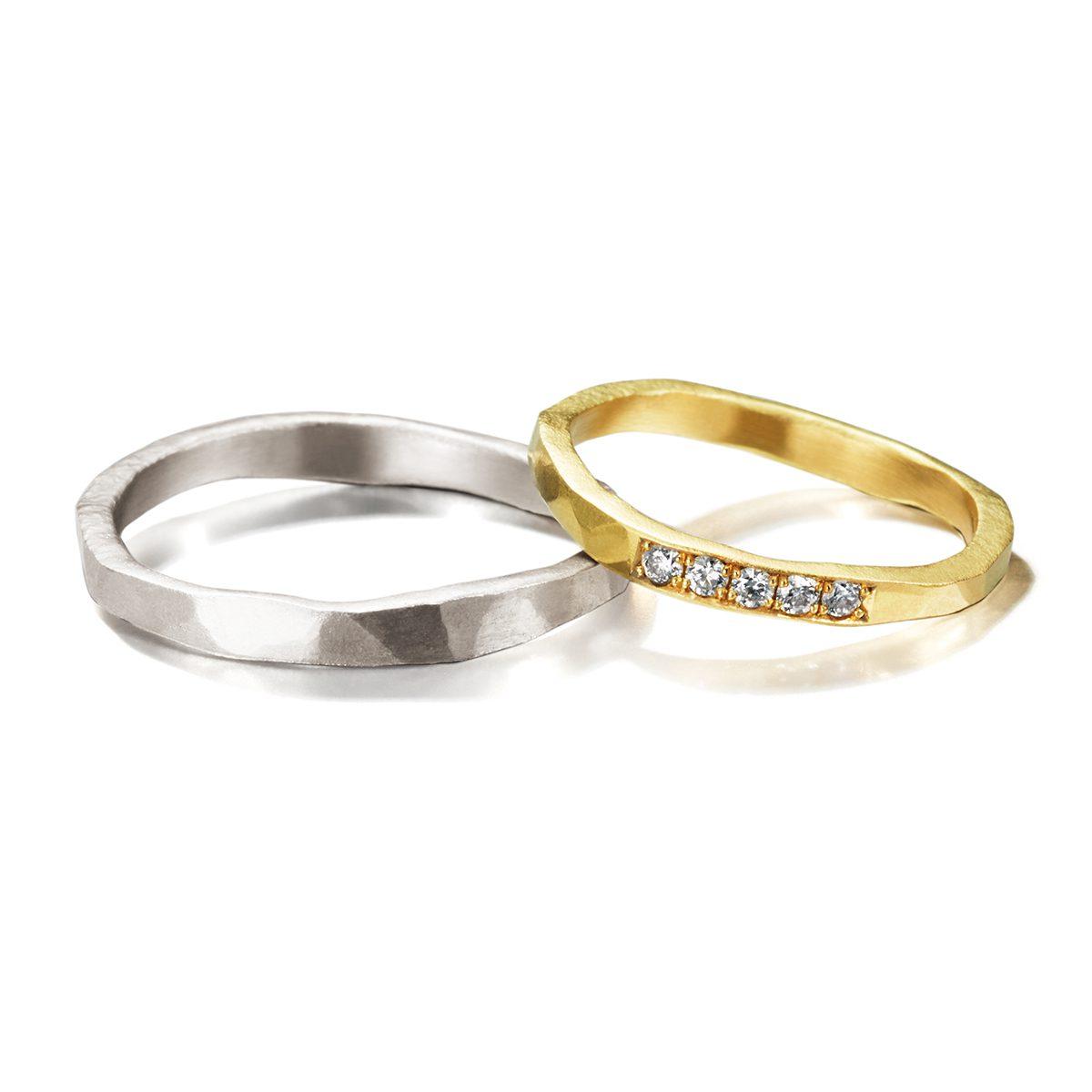 CORINNE HAMAK - Trust Ring Marriage Rings