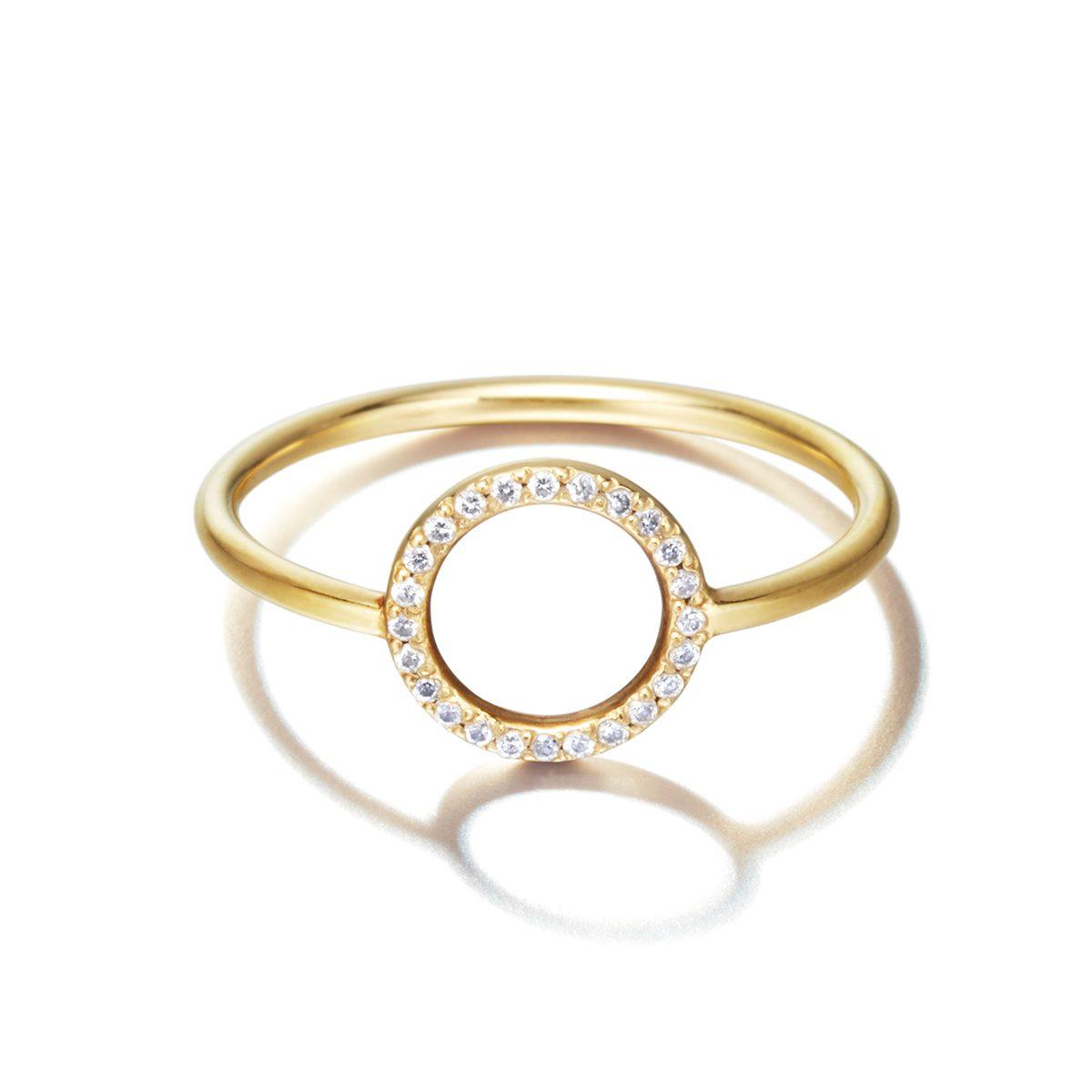 Sweat Pea Circle|Engagement Rings