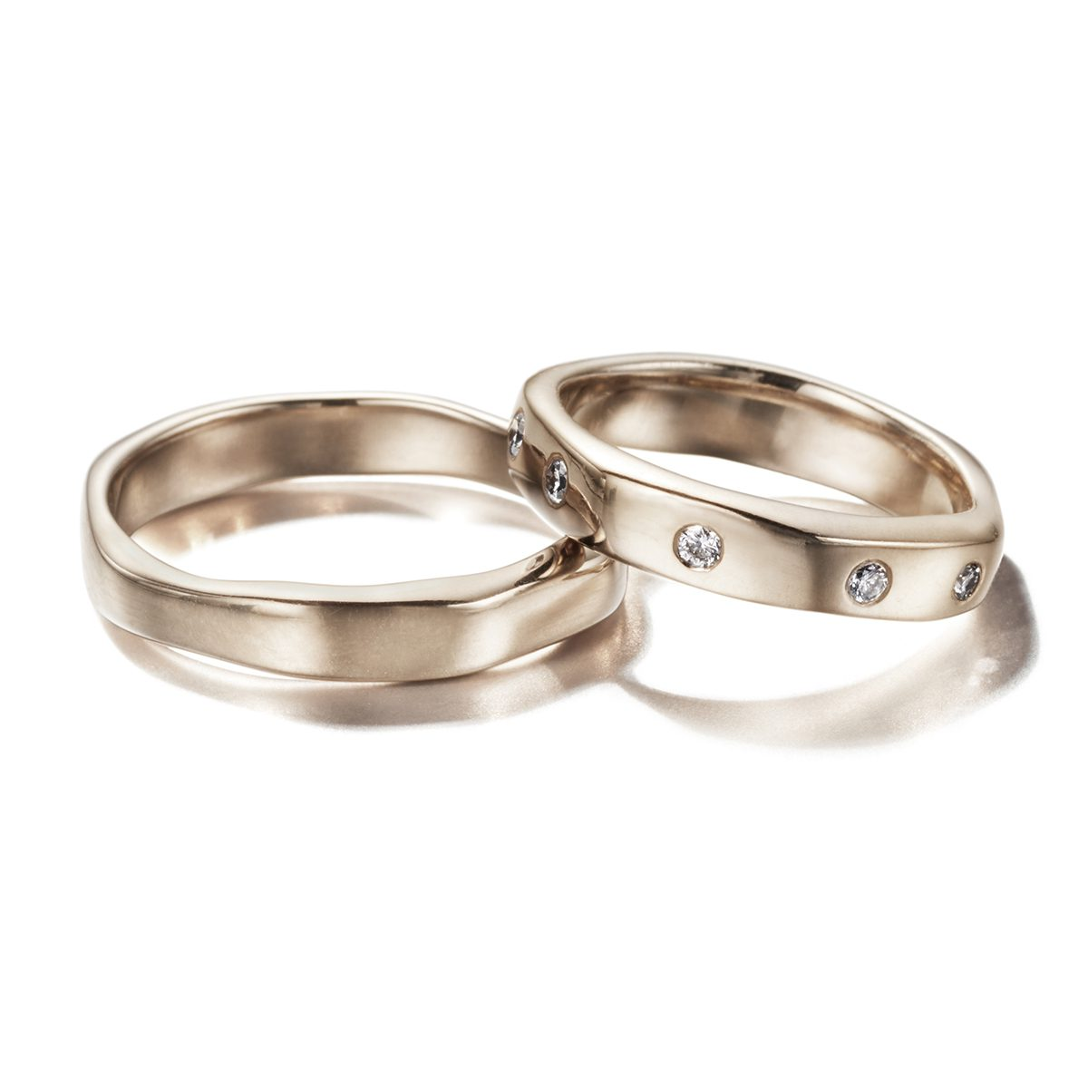 CORINNE HAMAK - Together Marriage Rings