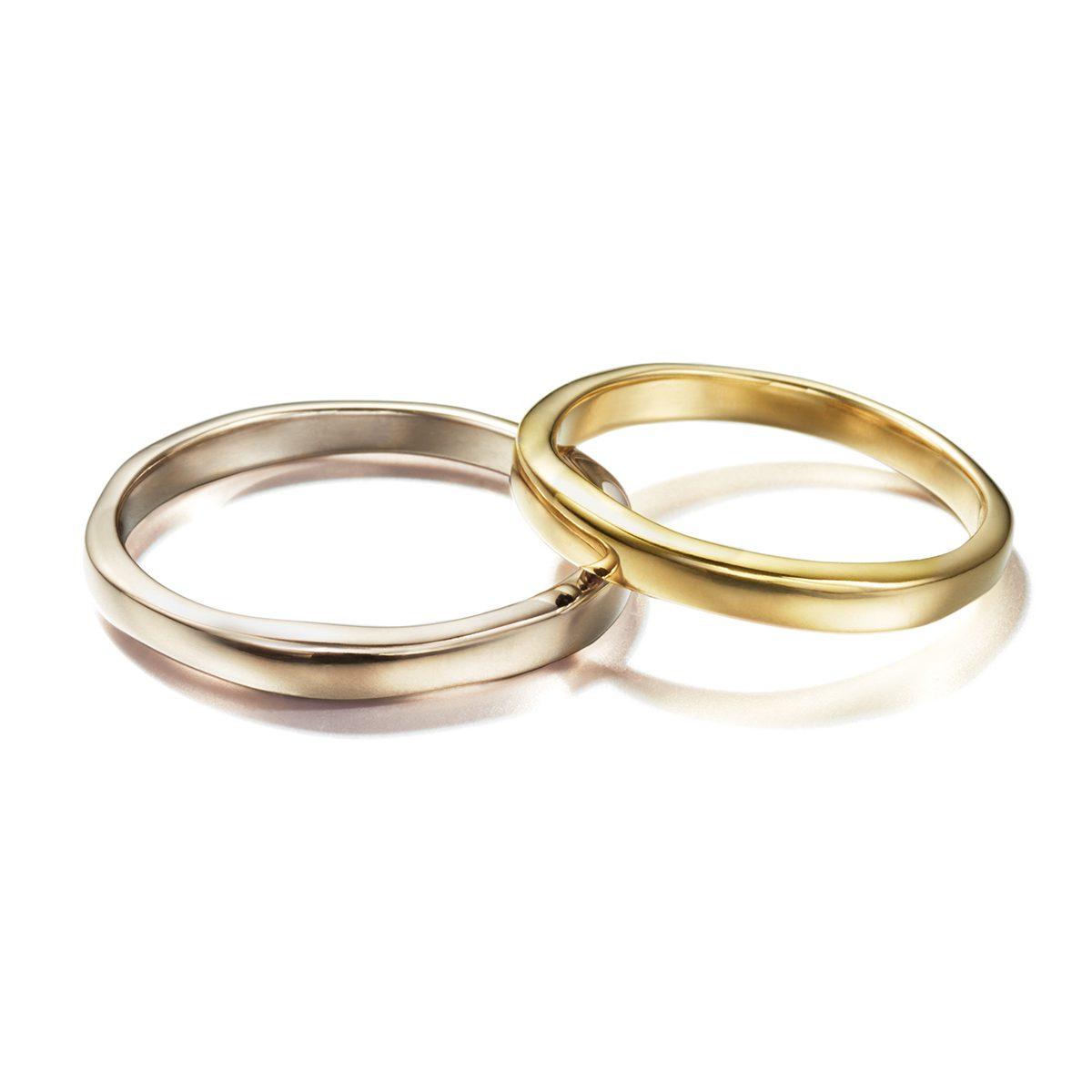 CORINNE HAMAK - Wedding Ⅰ Marriage Rings