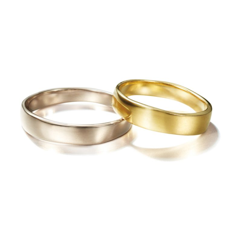 CORINNE HAMAK - Union Ⅰ|Marriage Rings