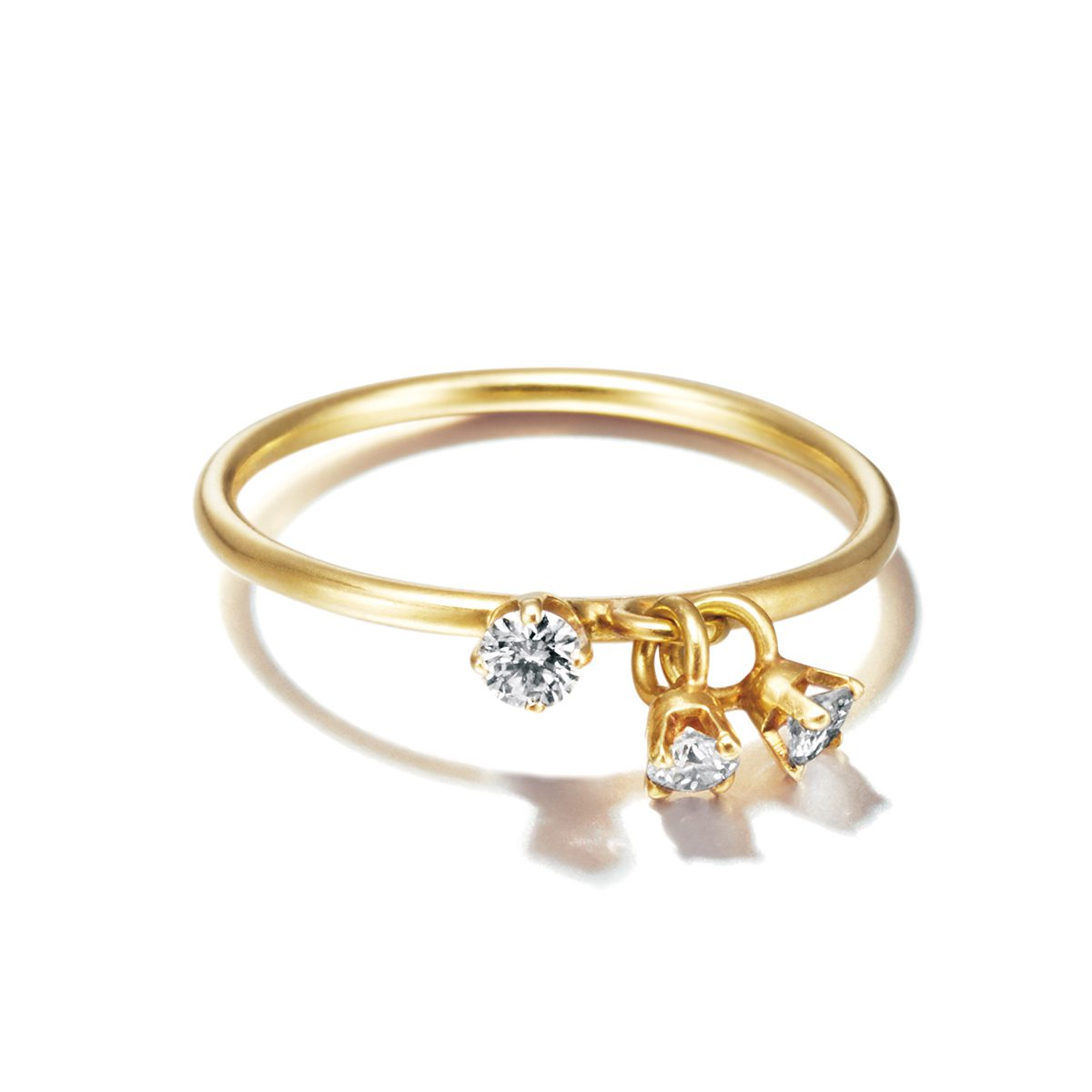 Sweat Pea Snow Drop Princess|Engagement Rings