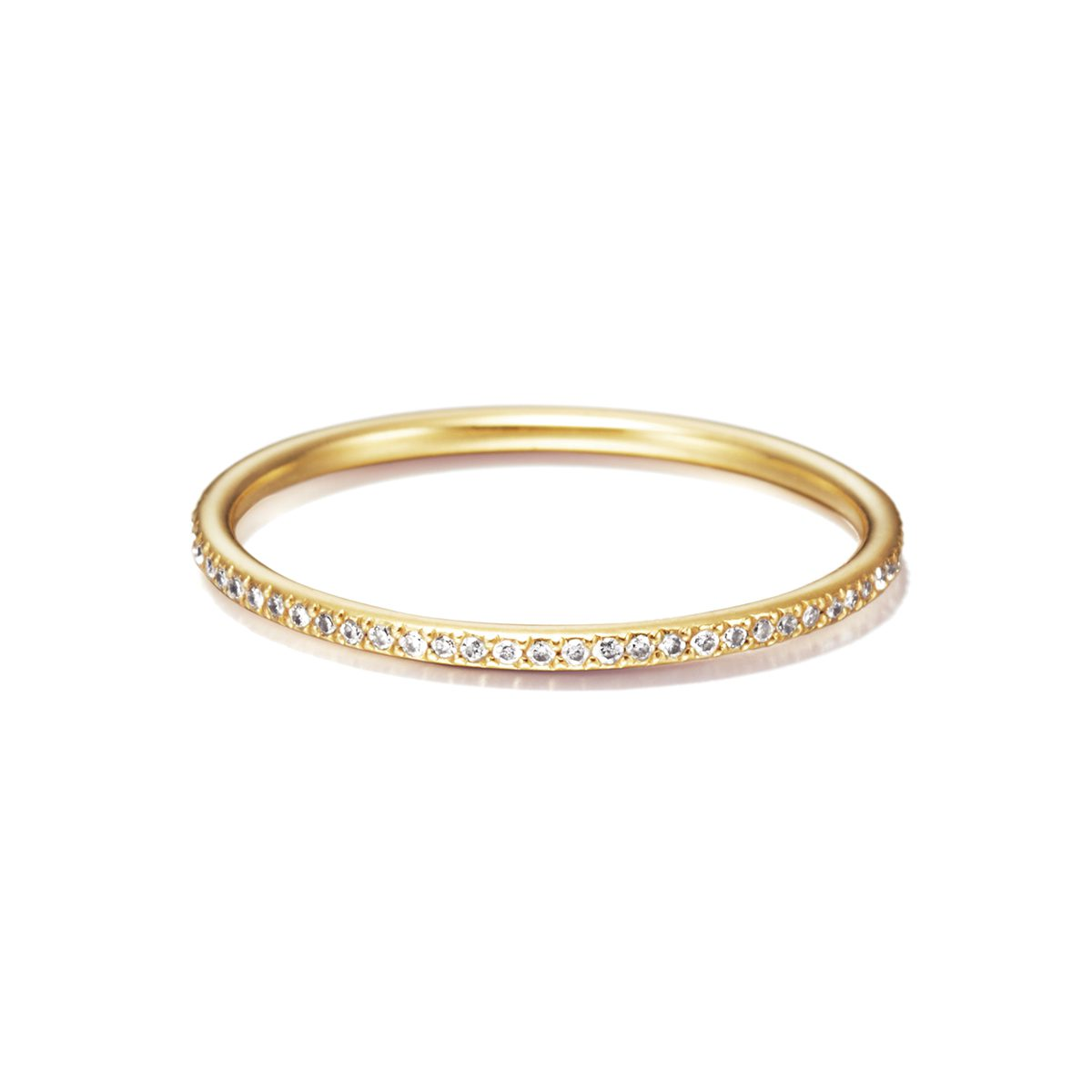 Sweat Pea Fairy Band Eternity|Engagement Rings
