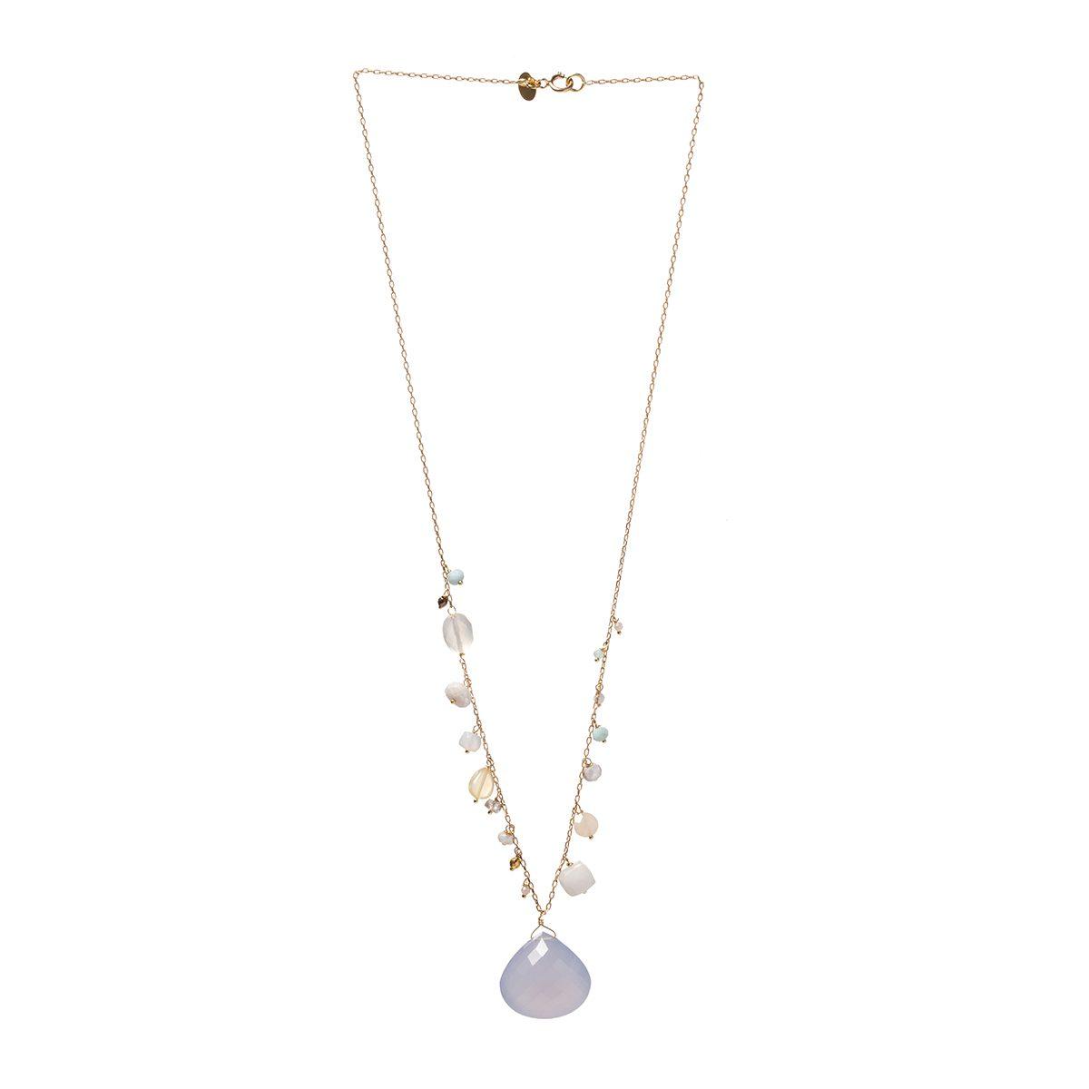 Sweat Pea - Rockefeller Rock|Necklaces