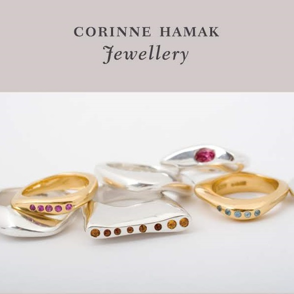 CORINNE HAMAK ring collection order fair