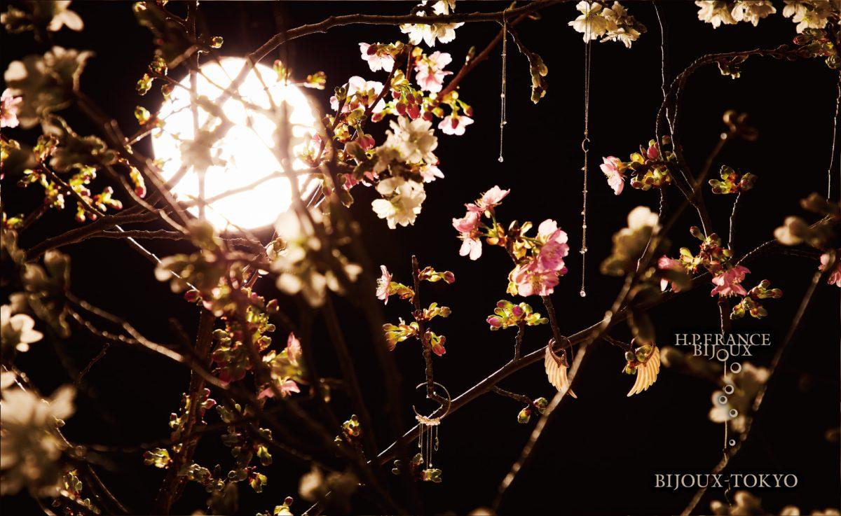 HPFRANCEBIJOUX アッシュペーフランスビジュー BIJOUX TOKYO 桜 ジュエリー新作
