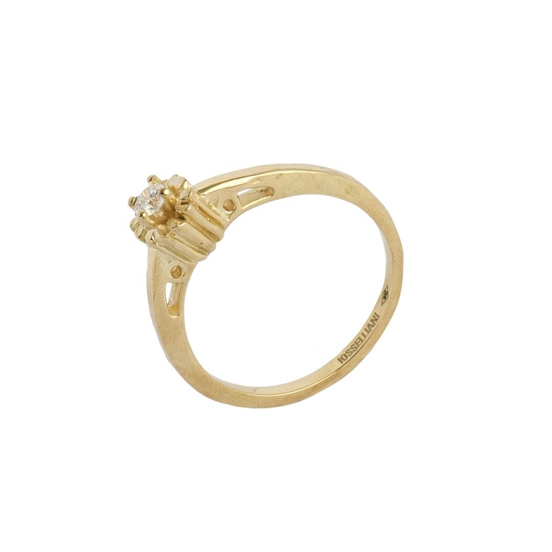 IOSSELLIANI イオッセリアーニ 結婚指輪 婚約指輪 マリッジ エンゲージ アッシュペーフランスビジュー