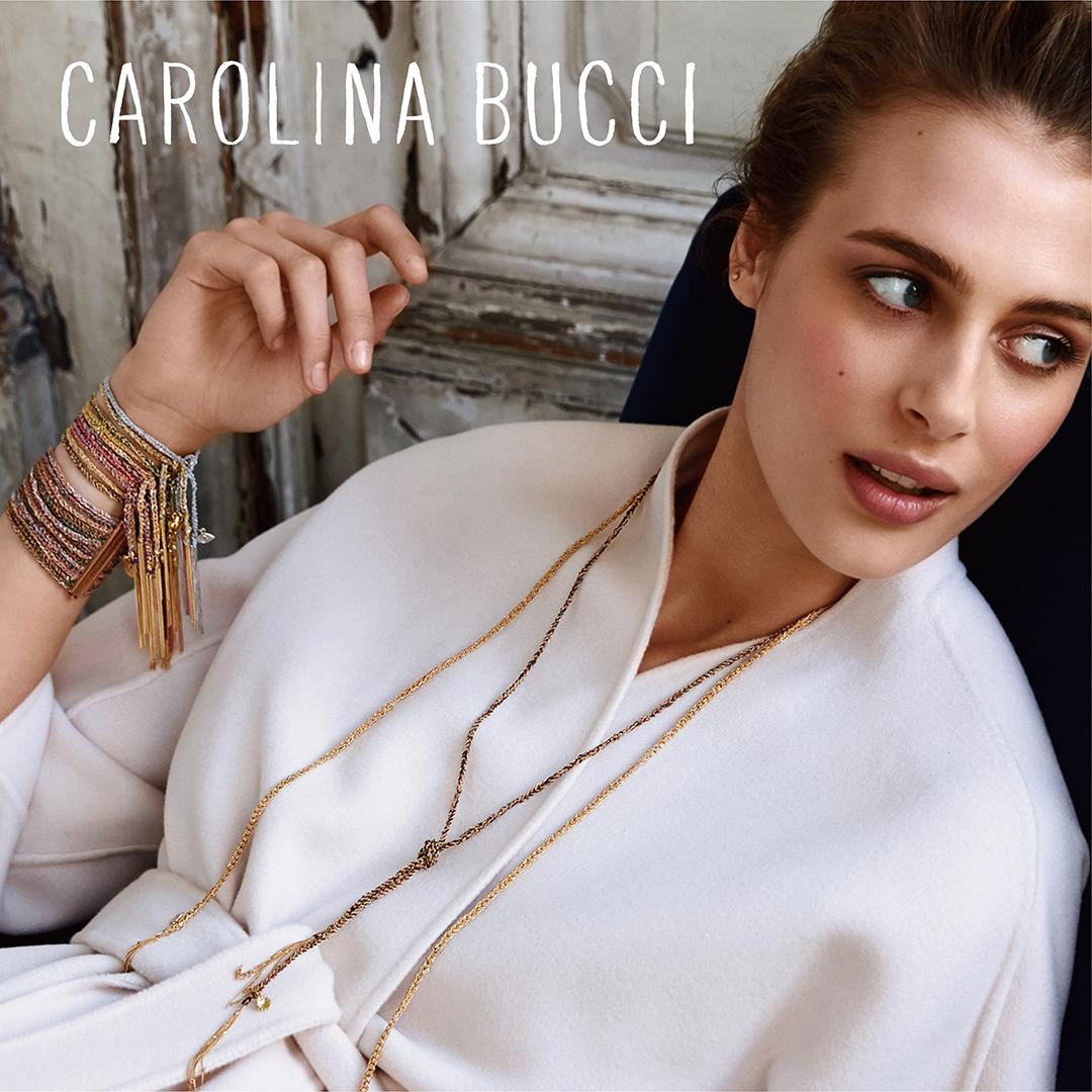 キャロリーナブッチ CAROLINA BUCCI アッシュペー アッシュペーフランスビジュー ゴールドジュエリー イタリア フィレンツェ