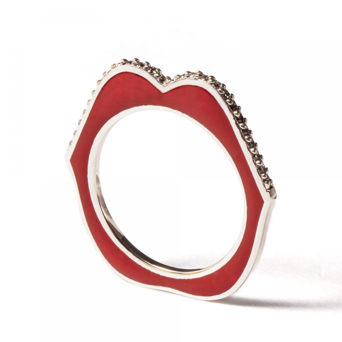 ラファエルキャノ ラファエラキャノ ピアス OMG 唇 リップ リング アッシュペー アッシュペーフランス アッシュペーブランスビジュー HPFRANCEBIJOUX ダイヤモンド