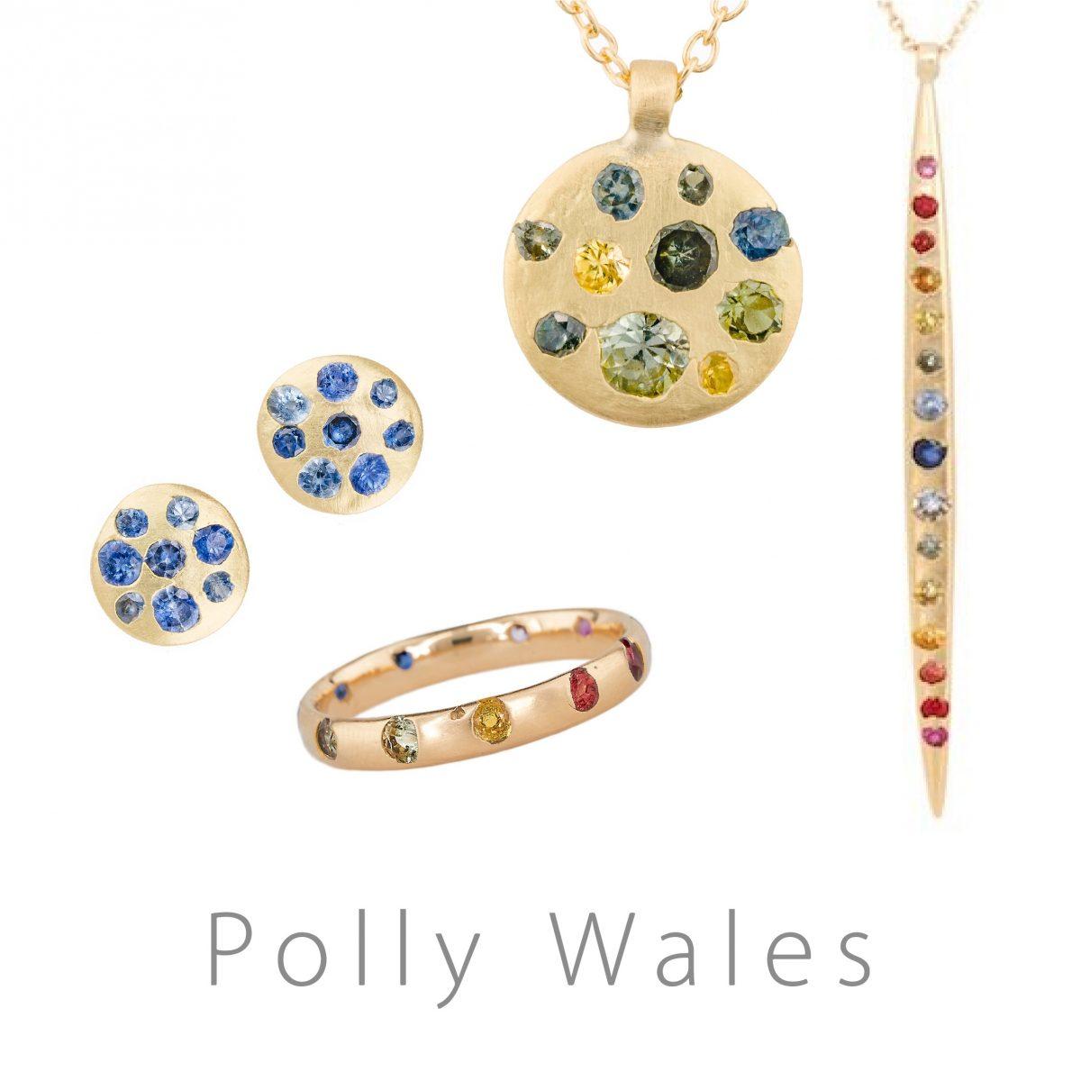 POLLY WALES ポリーウェールズ アッシュペー アッシュペーフランスビジュー HPFRANCEBIJOUX 天然石
