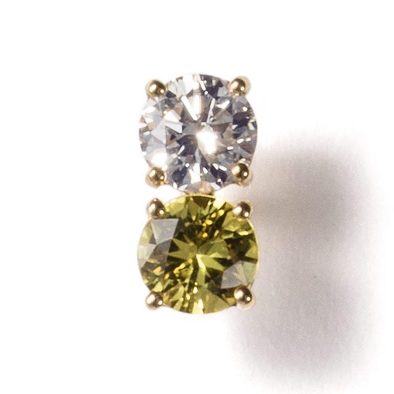 RAPHAELE CANOT ラファエルキャノ アッシュペーフランスビジュー HPFRANCEBIJOUX ピアス ダイヤモンド
