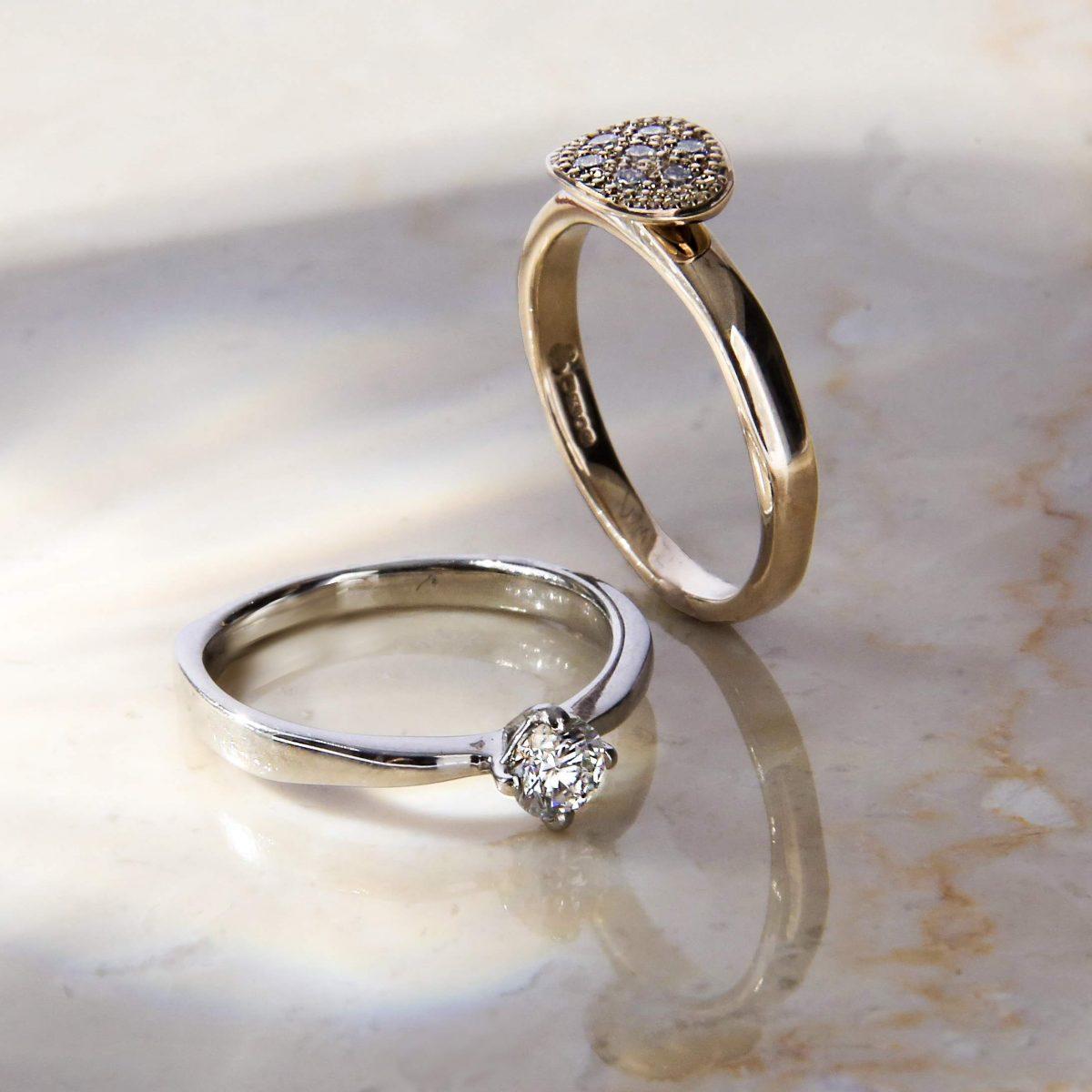 CORINNE HAMAK コリーヌ コリーン ハマック ハマク HPFRNACEBIJOUX アッシュペー 結婚指輪 マリッジ エンゲージ 婚約指輪