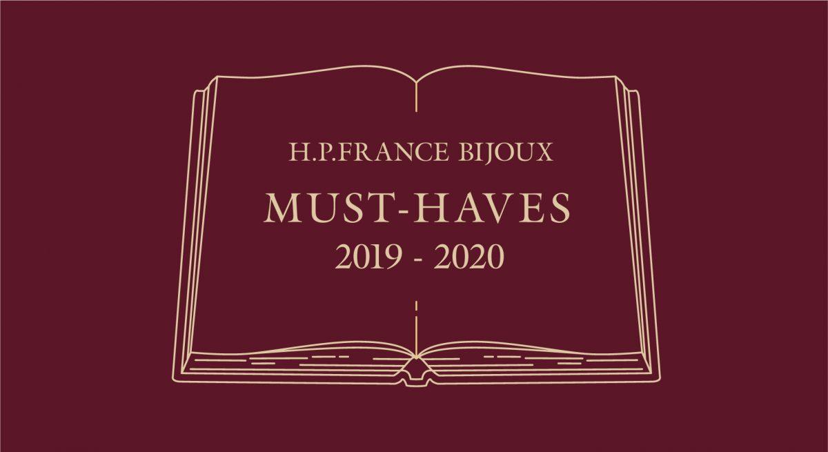 HPFRANCEBIJOUX アッシュペー アッシュペーフランス ビジュー マストハブ MUST-HAVES MUST HAVES マストハブズ カタログ ジュエリー アクセサリー