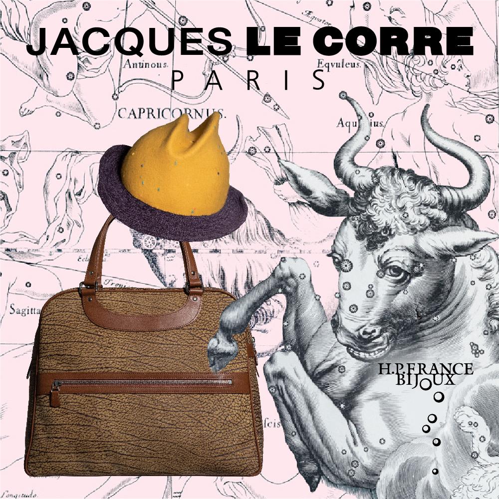 JACQUES LE CORRE ジャックルコー H.P.FRANCE BIJOUX アッシュペーフランスビジュー 新宿高島屋